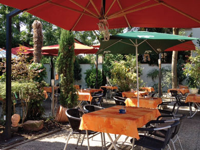 La Terrasse D Italie la terrasse | restaurant chez nico